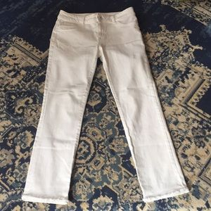 DL1961 Mara Straight Ankle Jeans. Size 28